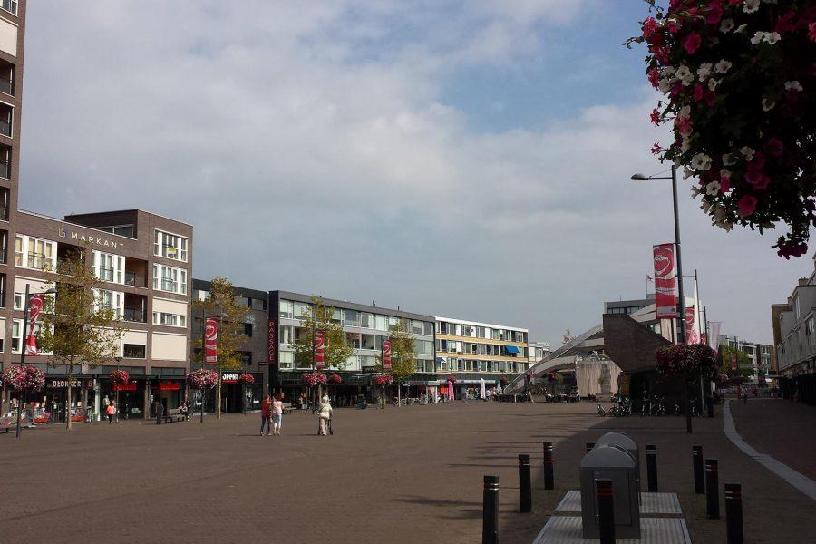 Binnenstad – plannen Riek Bakker