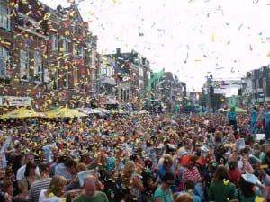 Stadsfeesten Roosendaal 750 jaar en extra teruggaaf afvalstoffenheffing
