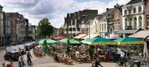 Parkeergarage op Markt Roosendaal
