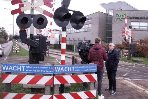 Weer geen communicatie over storing overweg Tolberg