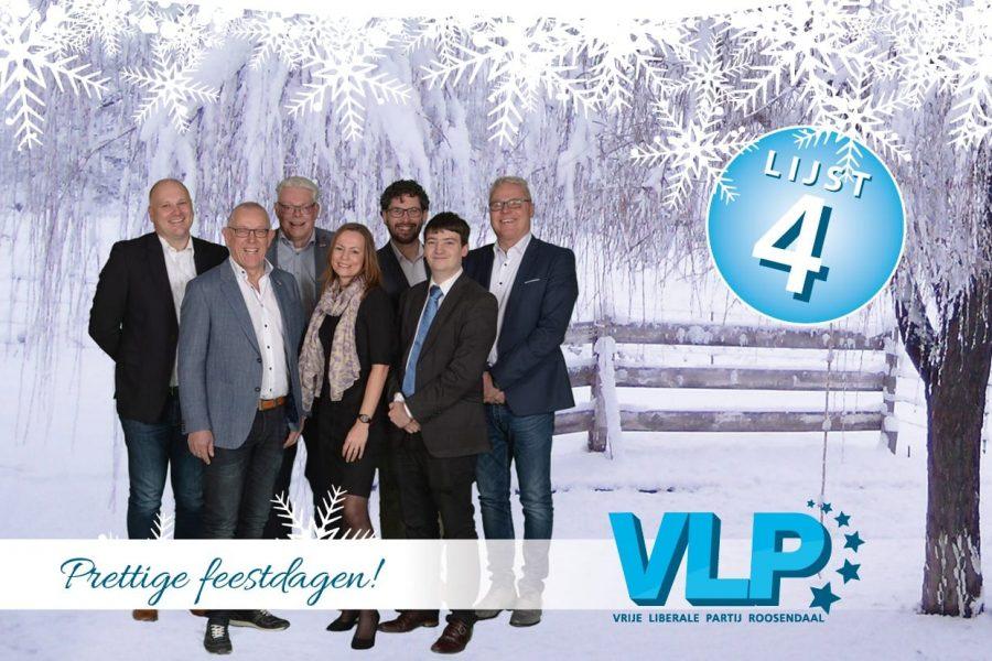 De VLP wenst U fijne feestdagen, een voorspoedig en gezond 2018!