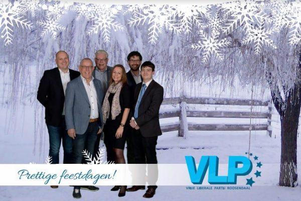 Bestuur en Fractie van de VLP wensen u fijne feestdagen en een gezond en liefdevol 2019!