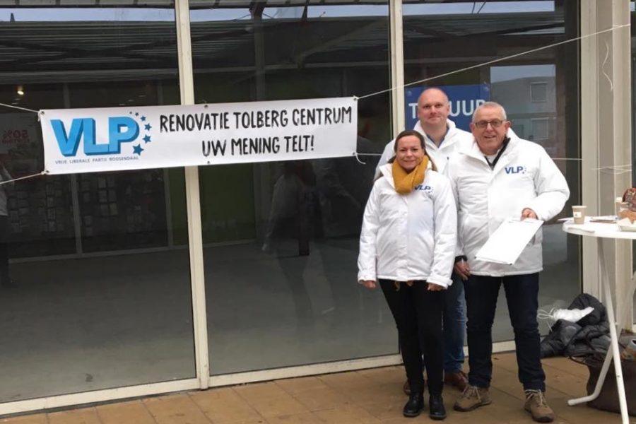 Tolberg spreekt zich uit over eigen Tolbergcentrum