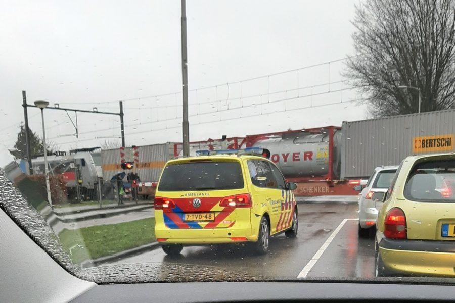 VLP wil meldpunt spoorstremmingen Tolberg