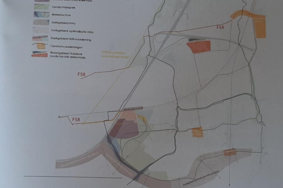 Gebiedsvisie de Bulkenaar – locatie nieuw ziekenhuis