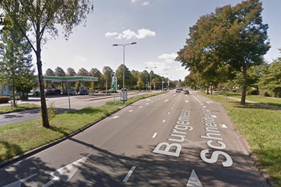 VLP wil snelheid beperken op Burgemeester Schneiderlaan in Roosendaal