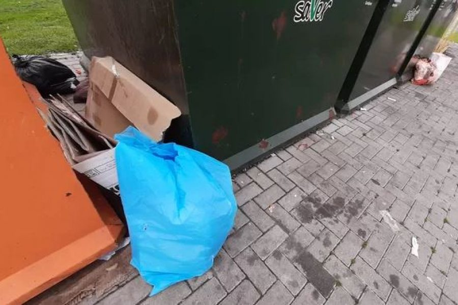 'Vage' aanpak van zwerfafval in Roosendaal wordt gekraakt: 'Erg teleurstellend'