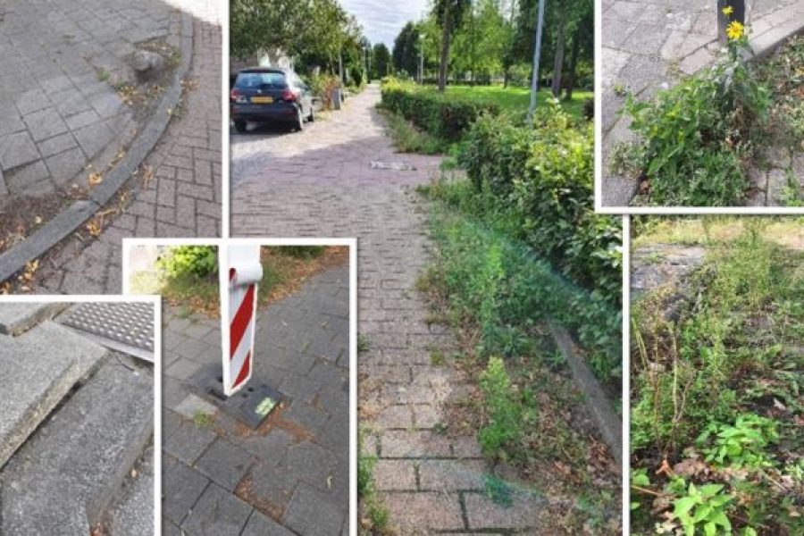 VLP trekt aan de bel over toestand openbare ruimte