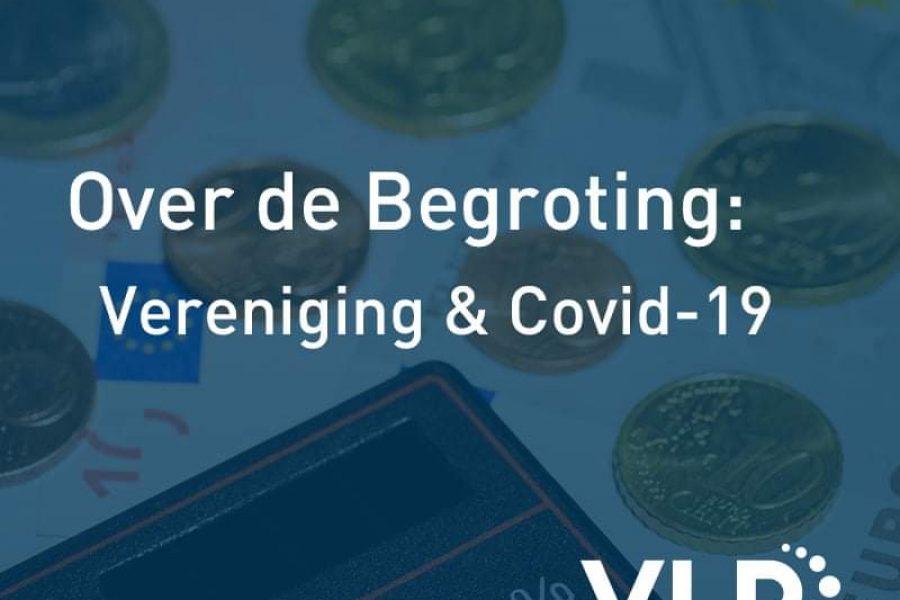VLP over de begroting: versterk het verenigingsleven tijdens COVID-19 periode