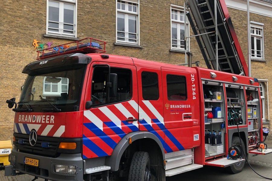 Nieuwe brandweerkazerne voor Wouw