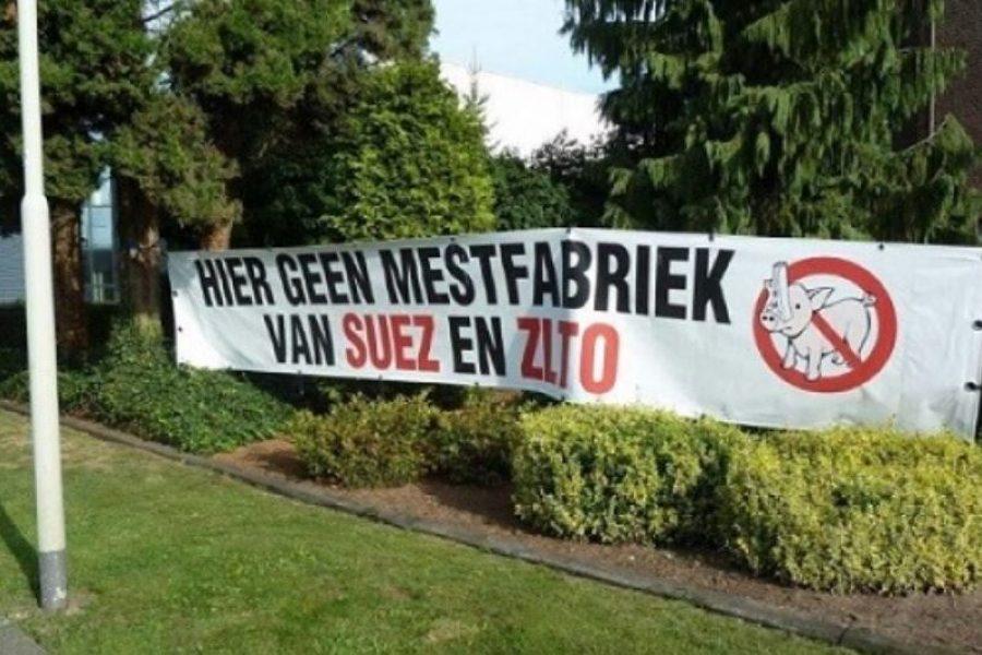 Samen met zes andere fracties steunt VLP Roosendaal de motie van D66 Roosendaal tegen grootschalige mestbewerking in onze gemeente.