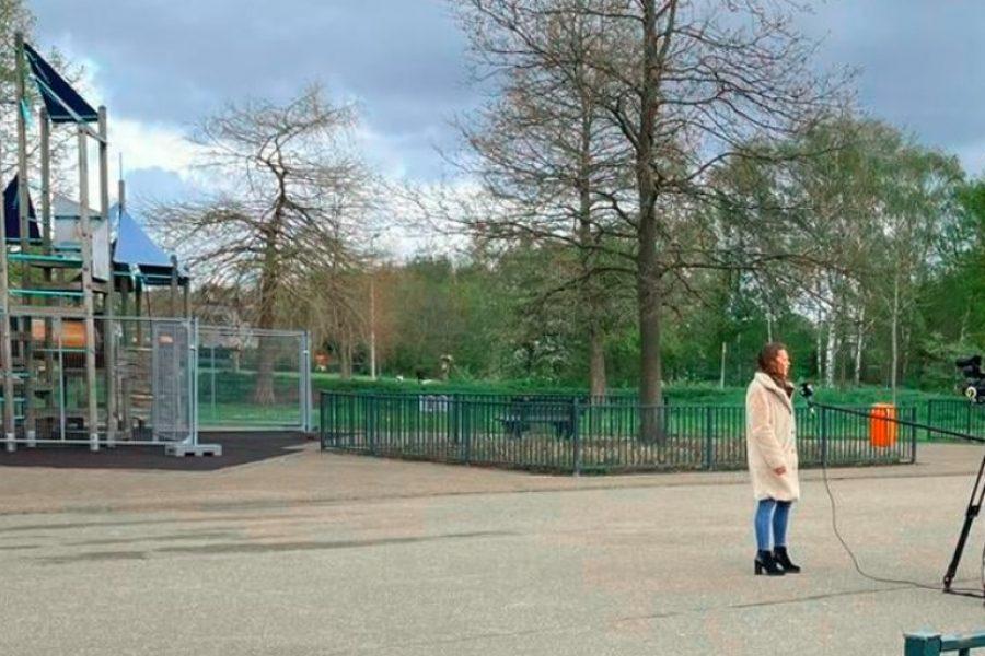 De VLP vindt het belangrijk dat kinderen veilig buiten kunnen spelen.