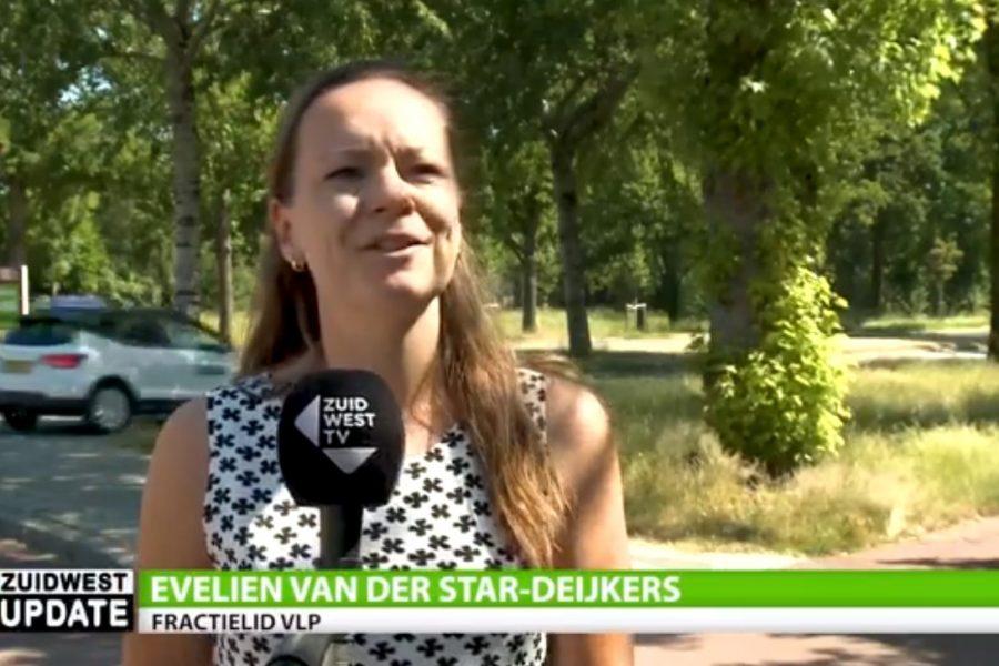 VLP Roosendaal maakt zich grote zorgen over de verkeersveiligheid op de Burgemeester Schneiderlaan in Roosendaal.