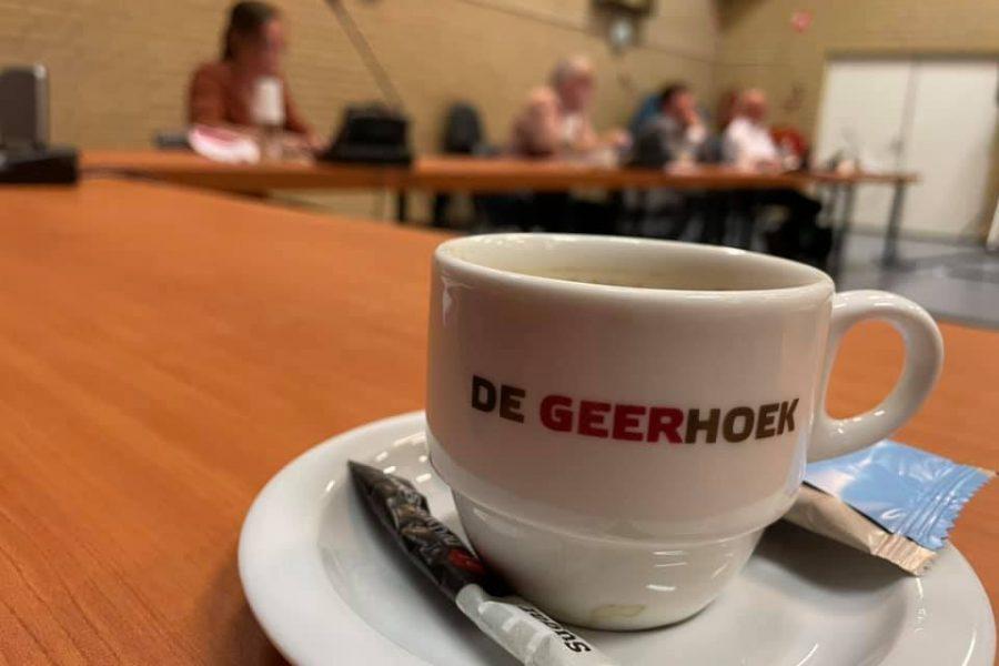 De voltallige VLP Roosendaal fractie is vanavond present op de raadsvergadering in de Wouwse Geerhoek.