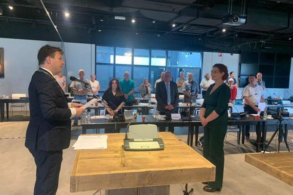 Hierbij feliciteert VLP Roosendaal onze nieuwe griffier Magda Jansen-van Harten met haar benoeming in de gemeente Roosendaal per 1 september aanstaande.