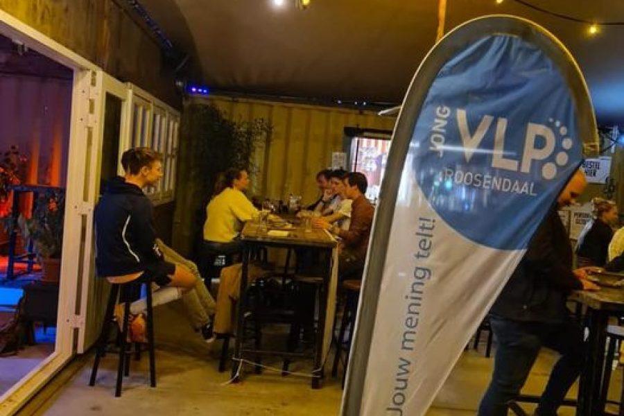 Het VLP-Jongerencafé was nuttig en leuk! Dank iedereen voor de komst!